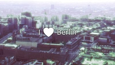 FIlm Konkursowy – I Love Berlin